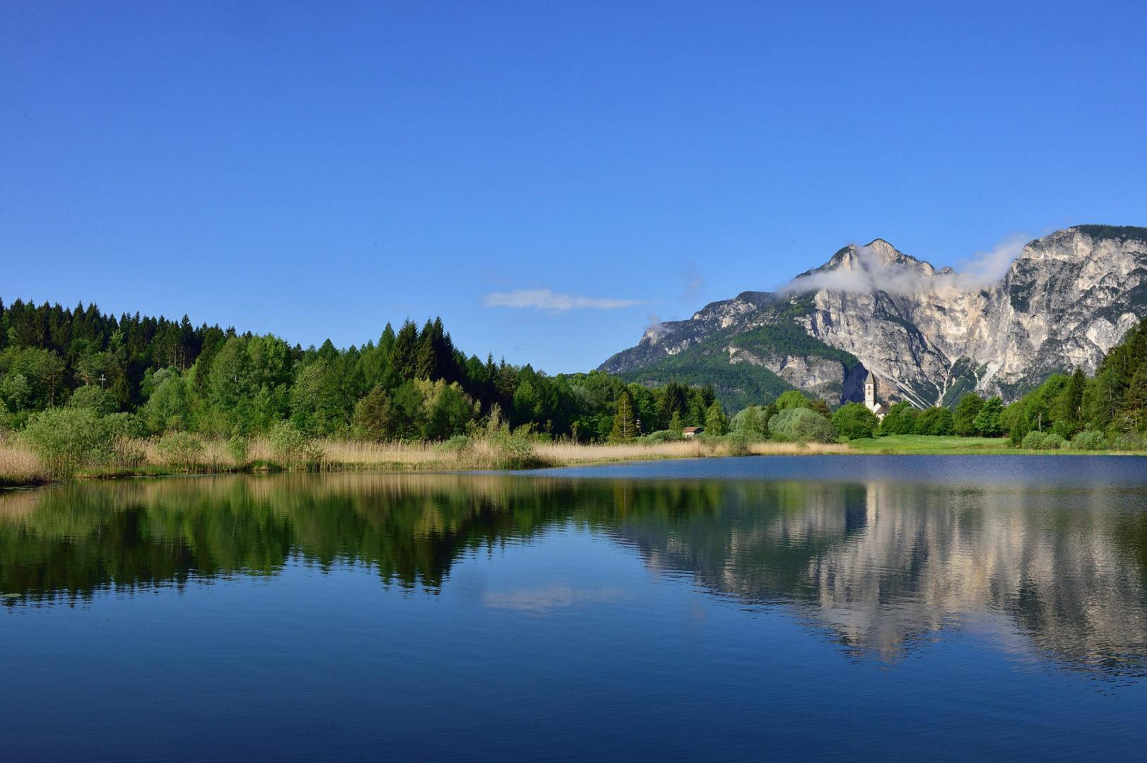 Nuotare in Alto Adige