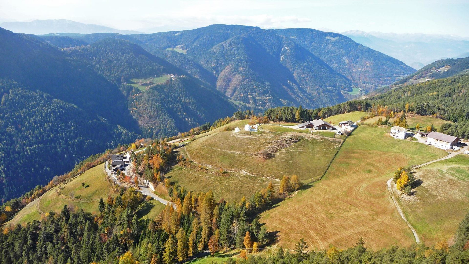 Randonnées sur le Kohlerer Berg