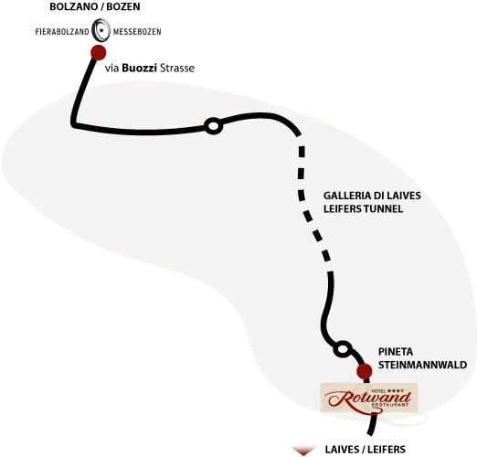 mappa rotwand - Business