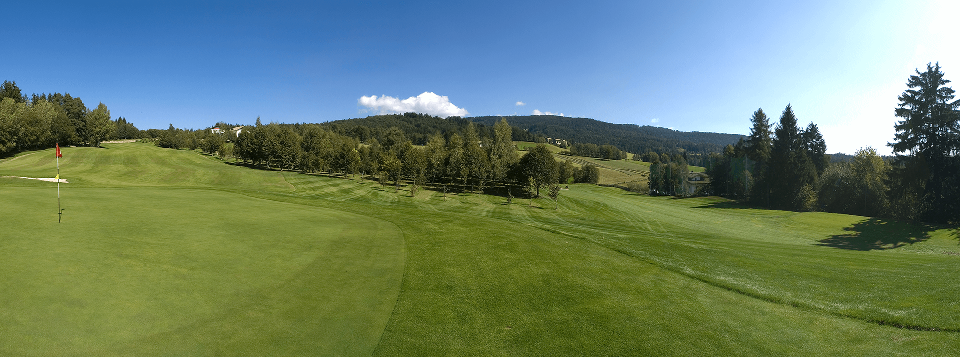 Sport and golf in South Tyrol