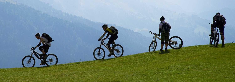 Cyclisme au Tyrol du Sud